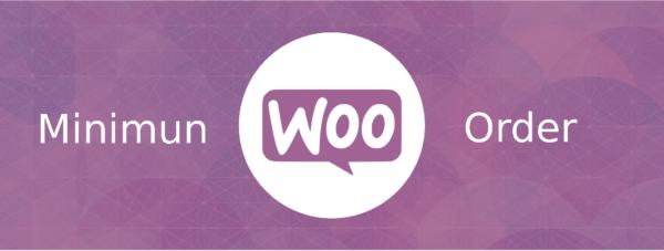 Establecer un pedido mínimo en Woocommerce 3.2.x