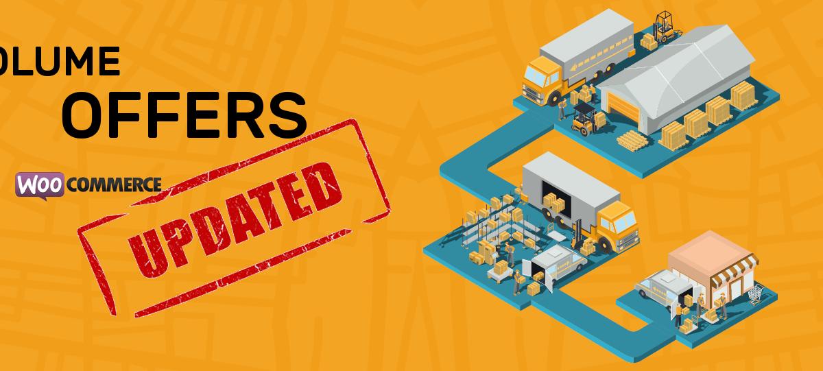 [ Actualización ] Plugin Woocommerce Volume Offers 1.3.0