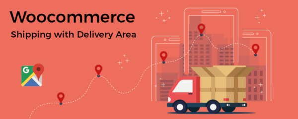 WooCommerce Shipping with Delivery Area