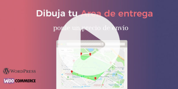 Uso del plugin Woocommerce Shipping with Delivery Area
