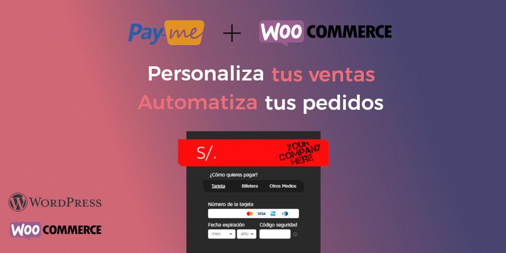 Payme (Alignet) – Pasarela de pago para Woocommerce